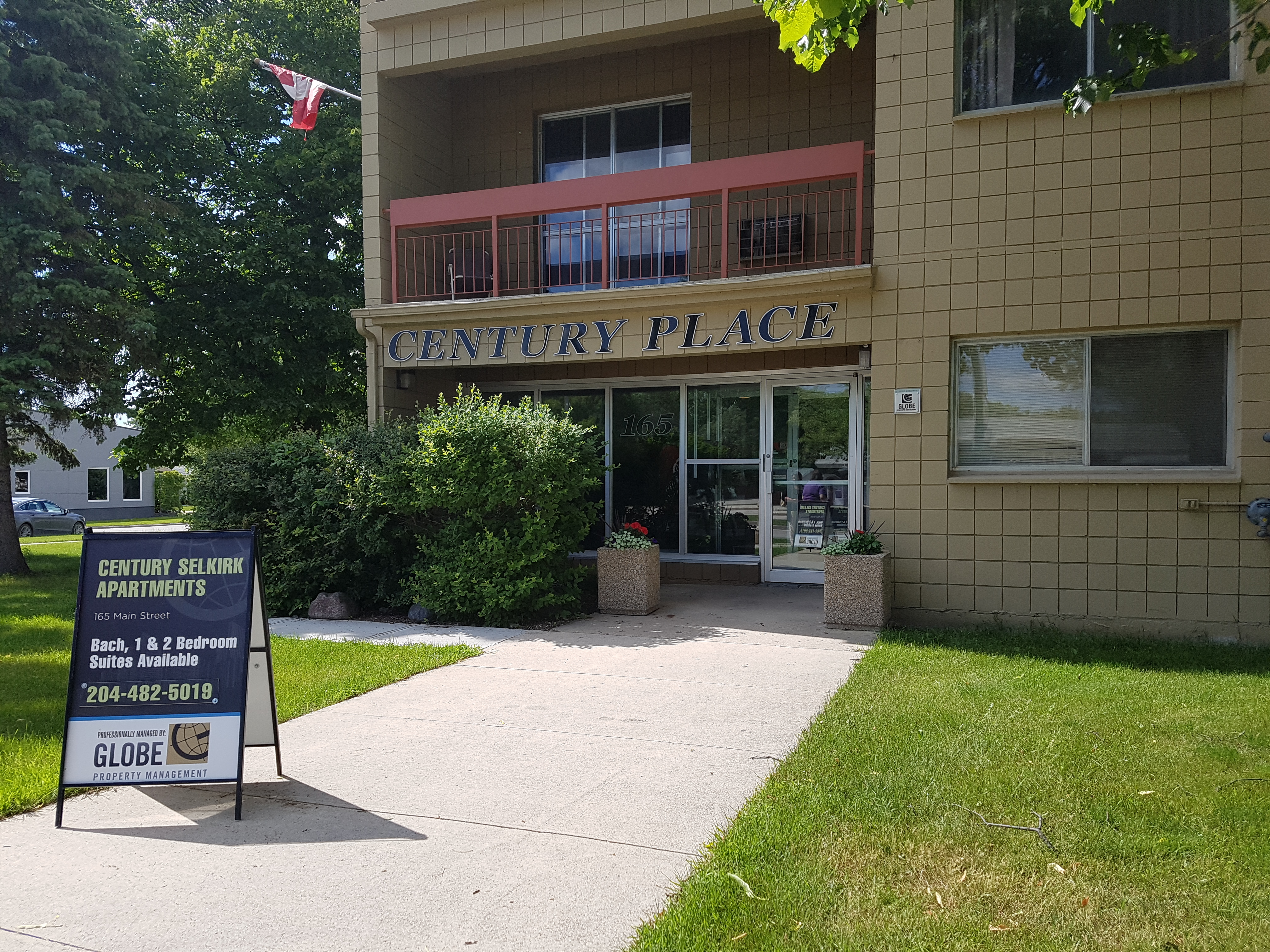 Century Place (Selkirk)