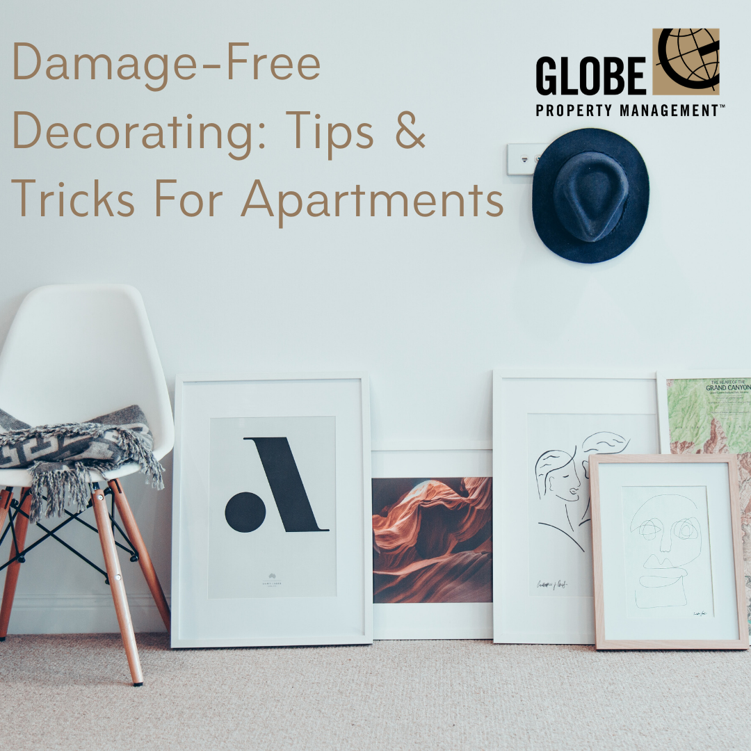Damage-Free Decorating: Tips And Tricks For Apartments